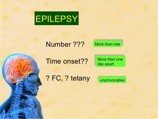 EPILEPSY Number ???       More than one                  More than one                  More than one                   Mo...