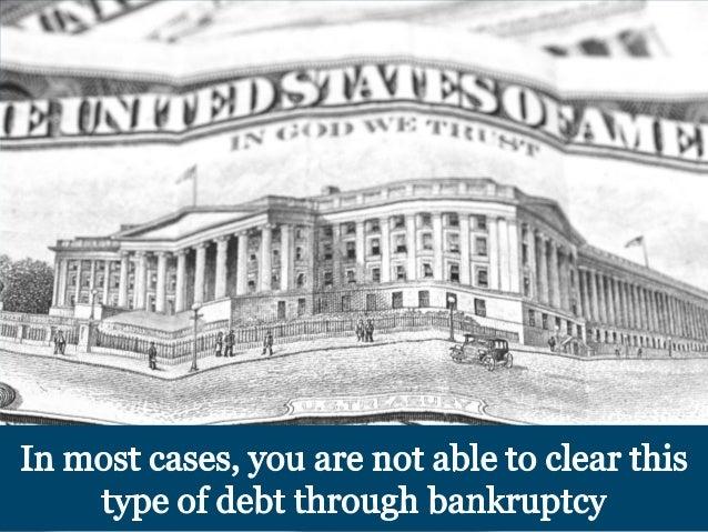 Student Loans in Philadelphia Bankruptcy Slide 3