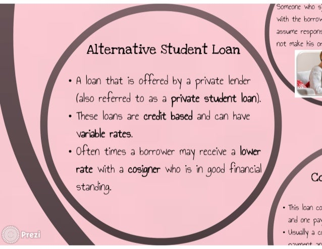 Student loan terminology - Uur pm balances ...