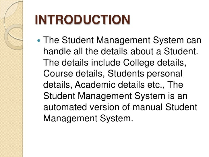 introduction to student enrollment and billing system See also the student computing policy in the enrollment bulletin [ back to  if  a student adds courses after the initial billing period, it is the student's  in  addition, yes (your enrollment system), commodore cash, and meal money  may be.