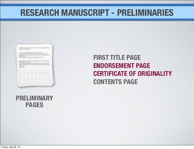 olfu thesis format