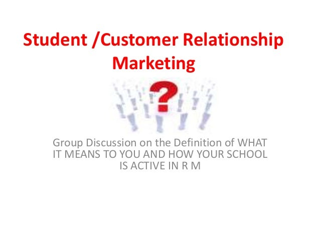 business to customer relationship marketing problems