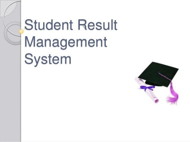 Student ResultManagementSystem