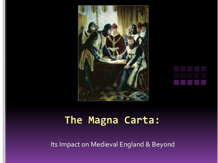 Its Impact on Medieval England & Beyond