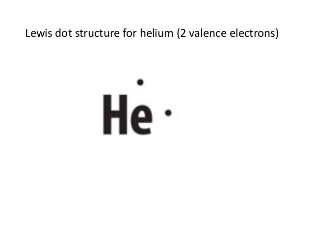 electron dot diagram helium - photo #3