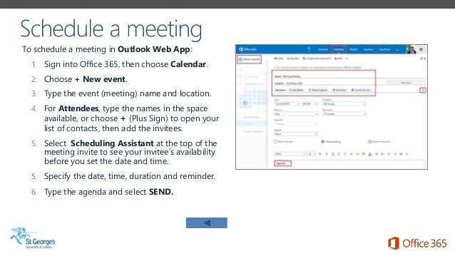 Manage Scheduling in Microsoft Outlook 2016  Microsoft