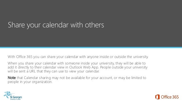 Office Organization Calendar Sharing : Sgul office email calendar on the go adapted from