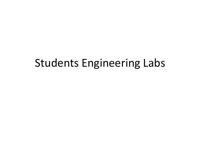 Students Engineering Labs