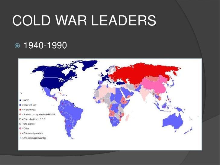Cold war date