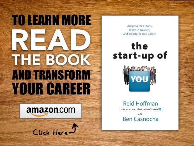 READTHE BOOKAND TRANSFORMYOUR CAREERClick HereTO LEARN MORE