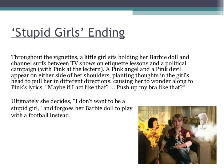 Lyrics for Stupid Girls by Pink - Songfacts