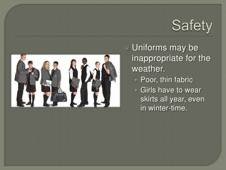 Essay writing help for high school students not wear uniforms