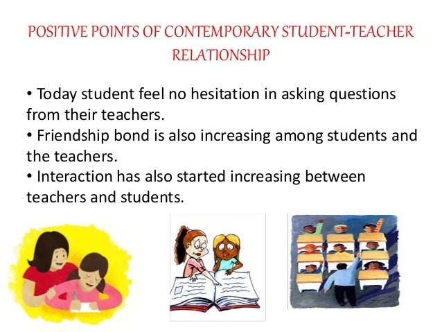 tutor and student relationship story