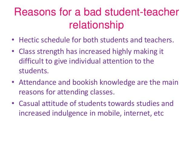 progressivism and teacher student relationship