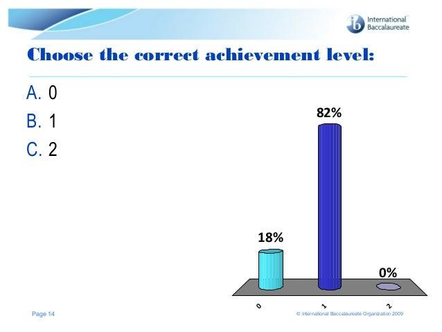 criteria assessment essay