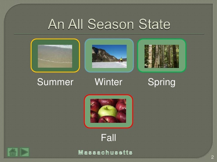 An All Season State<br />2<br />