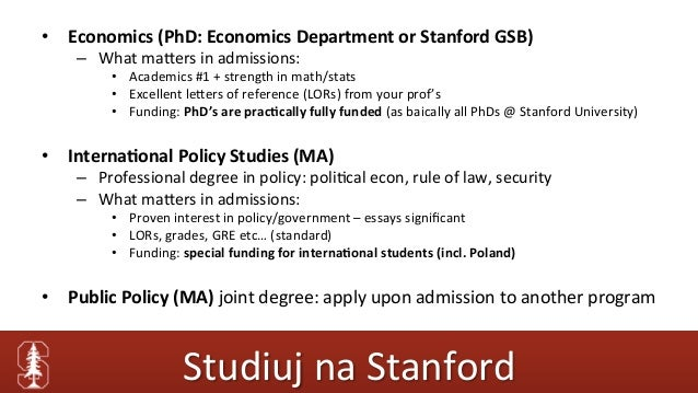 Stanford mba apply essays