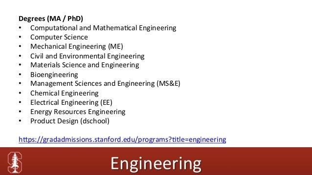 Studia @ Stanford: jak aplikować na Stanford University