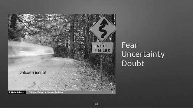 Fear Uncertainty Doubt 78