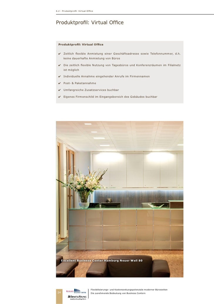 studie flexibilisierungs und kostensenkungspotenziale moderner b row. Black Bedroom Furniture Sets. Home Design Ideas