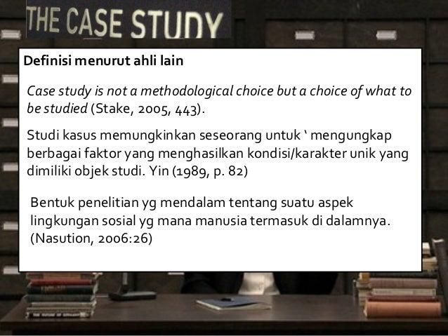 8 Contoh Studi Kasus dalam Penelitian Lengkap
