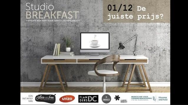 30.11.17 Simon Gryspeert Studio Breakfast webinar
