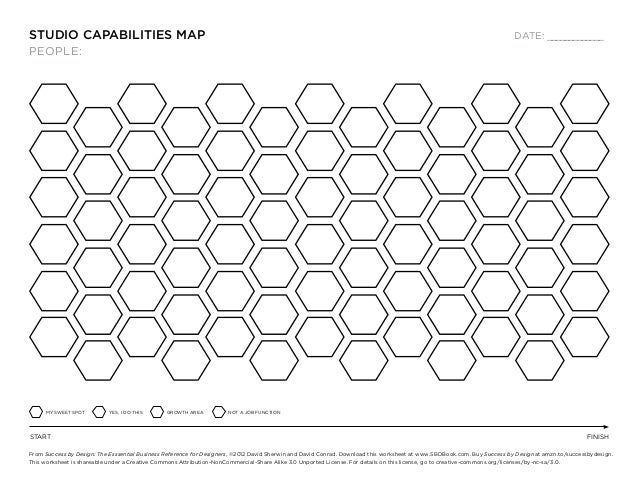 STUDIO CAPABILITIES MAP                                                                                                   ...