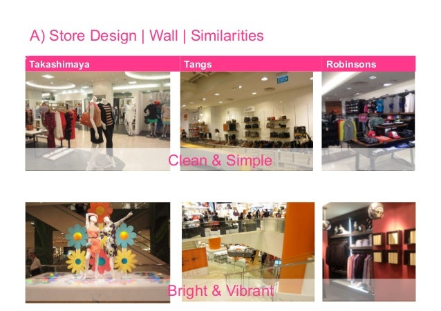 department store marketing comparison Free essay: 1 i have chosen to discuss and compare the department store industry i have chosen this industry because i live in southern california where.