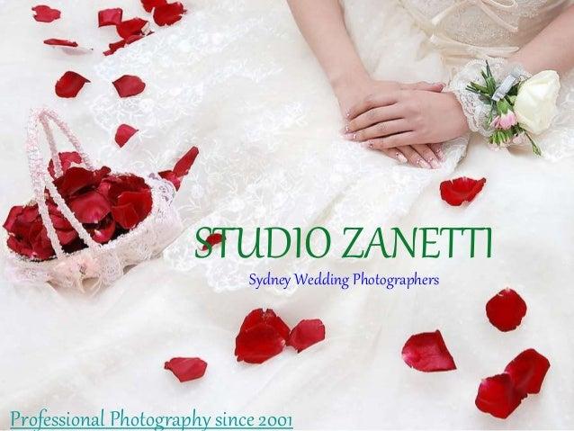 Sydney wedding photographer - Studio zanetti