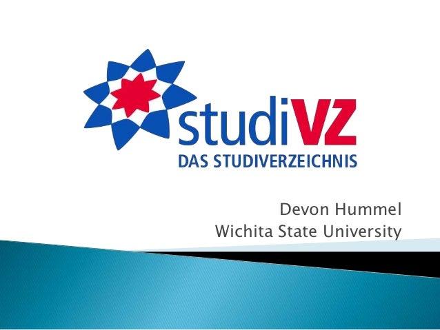 Devon HummelWichita State University