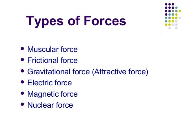 types of physics