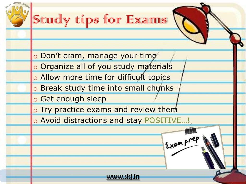 Study Tips | Visual.ly