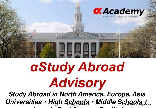 Study Abroad Advisory Slide 2
