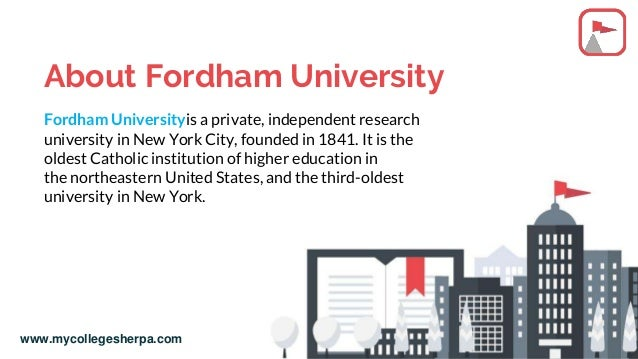 Fordham Study Abroad Experience - YouTube