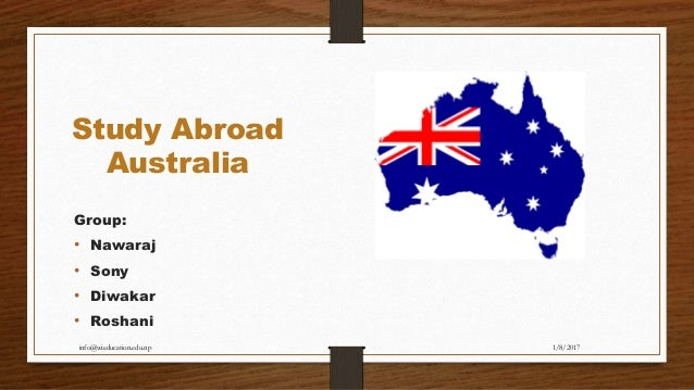 Biology major studies abroad in Australia | School of Science