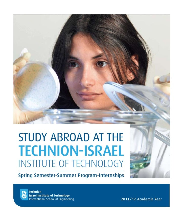 Study abroad booklet