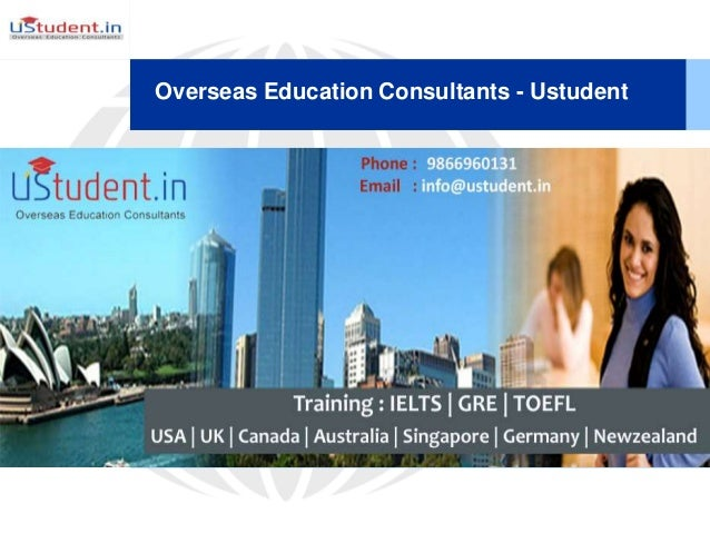 Overseas Education Consultants in Hyderabad for Your ...