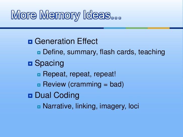 Human Memory - YouTube