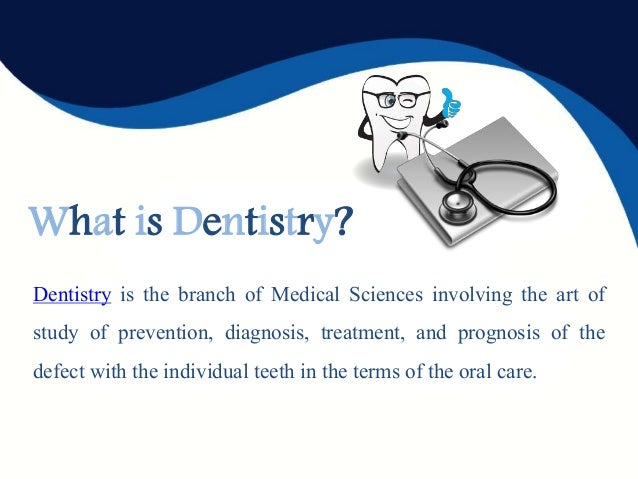 Which is the best place to study dentistry? - Quora