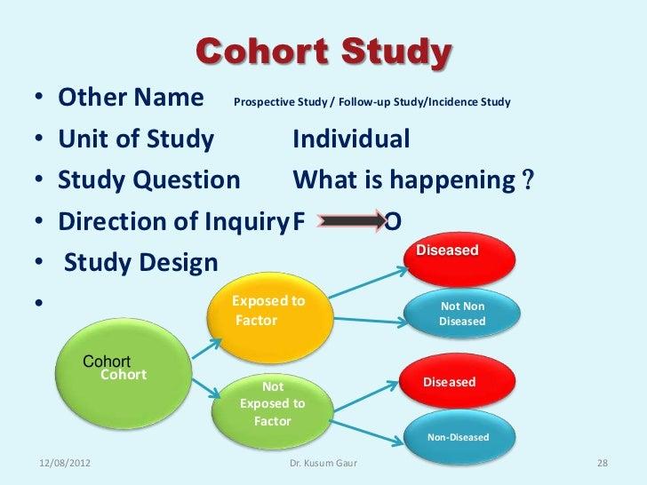 Retrospective cohort study   Psychology Wiki   FANDOM ...
