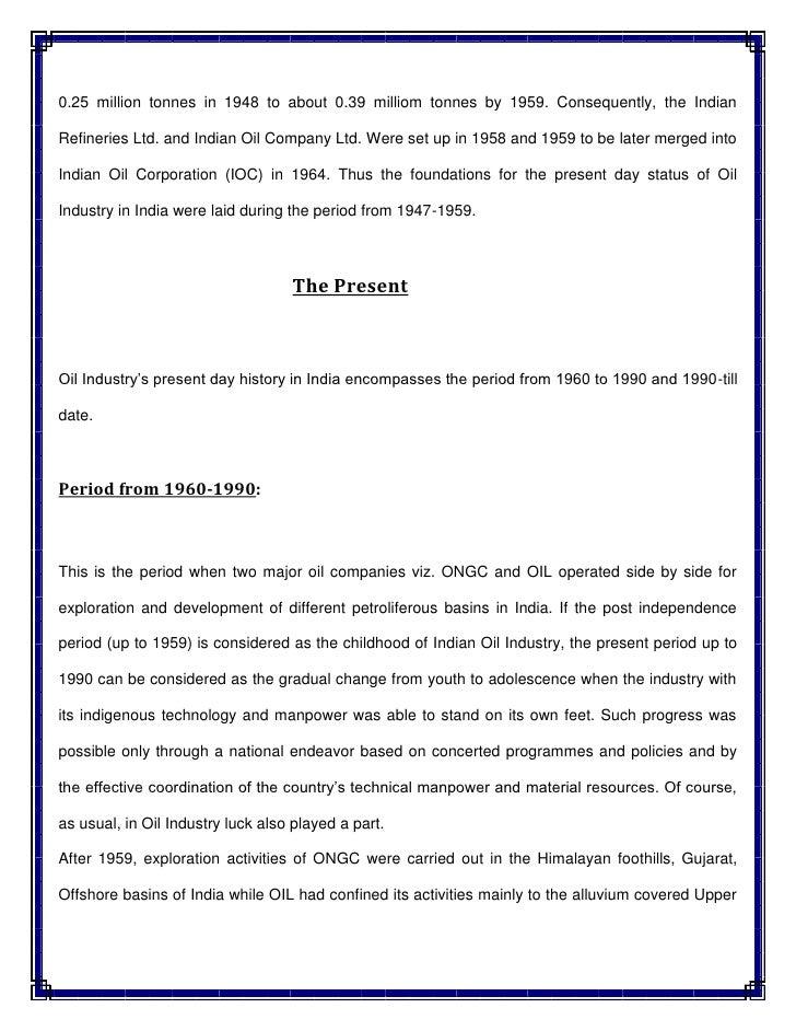 assam oil company history