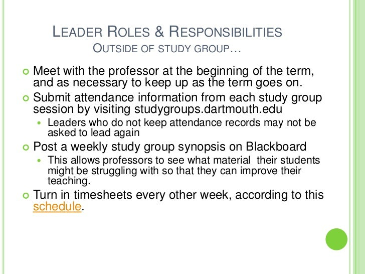 What Is a Team Leader? - Description, Role & Responsibilities