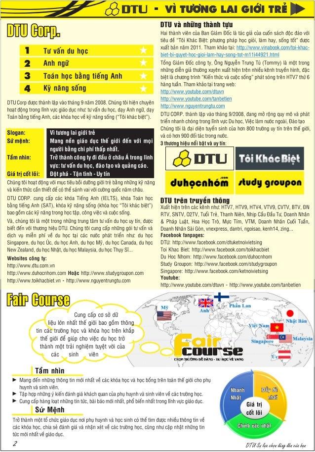 DTU Study Guide Slide 2