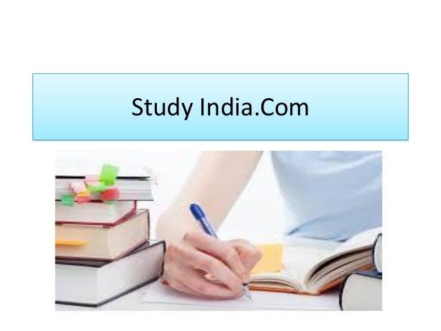 Study India.Com