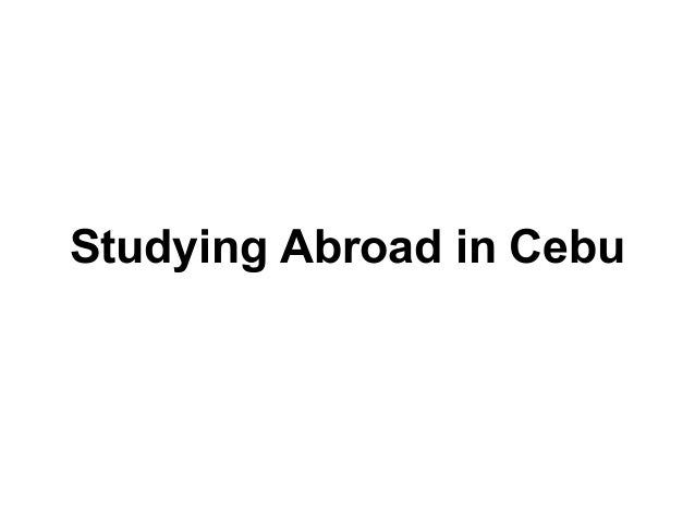 Studying Abroad in Cebu Arisa Furukawa