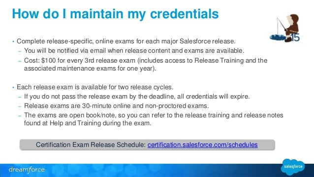 Tips for Studying for your Salesforce Certification