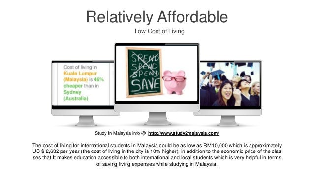 benefits of studying locally