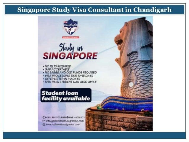 Study In Singapore | Hallmark Immigration Slide 2