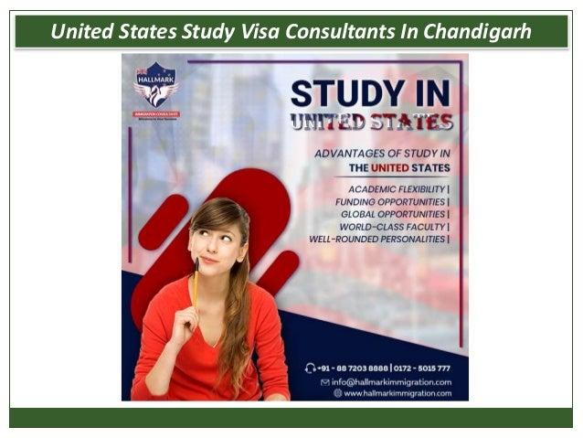 United States Study Visa Consultants In Chandigarh