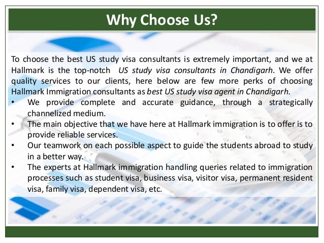 To choose the best US study visa consultants is extremely important, and we at Hallmark is the top-notch US study visa con...